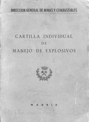 portada de la cartilla