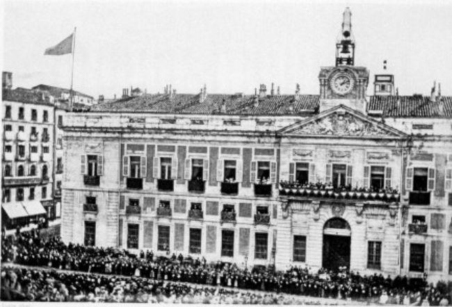 Torre del tel grafo de monterredondo for Casa correos madrid